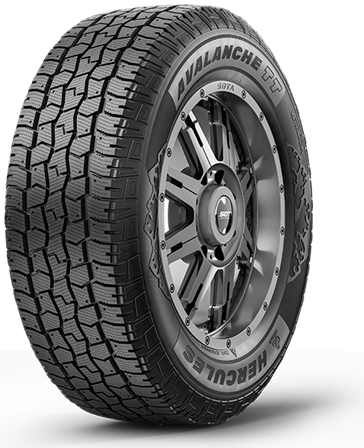 Hercules Avalanche TT Studdable Winter Tire